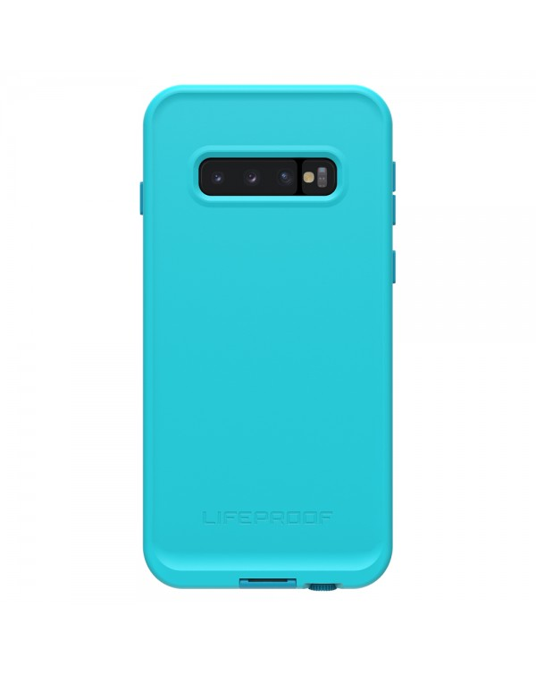 LifeProof - Fre Waterproof Case Boosted (Blue/Ocean) for Samsung Galaxy S10+