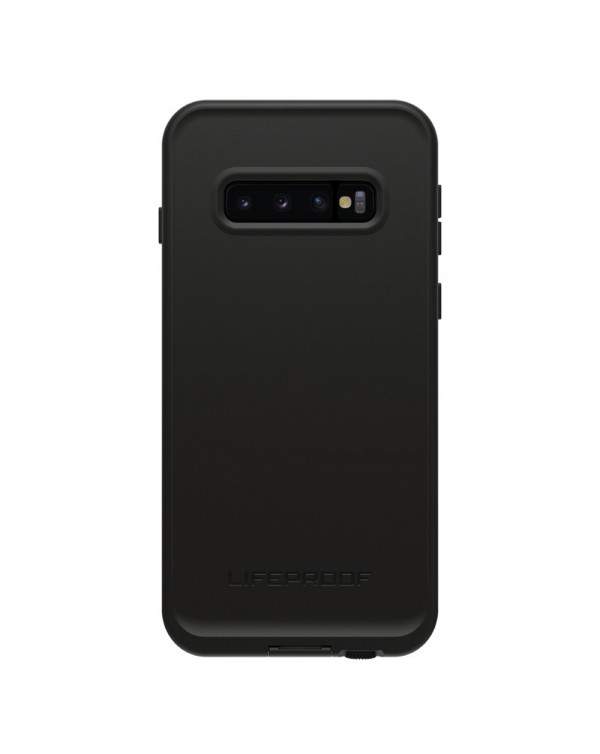 LifeProof - Fre Waterproof Case Asphalt (Black/Gray) for Samsung Galaxy S10