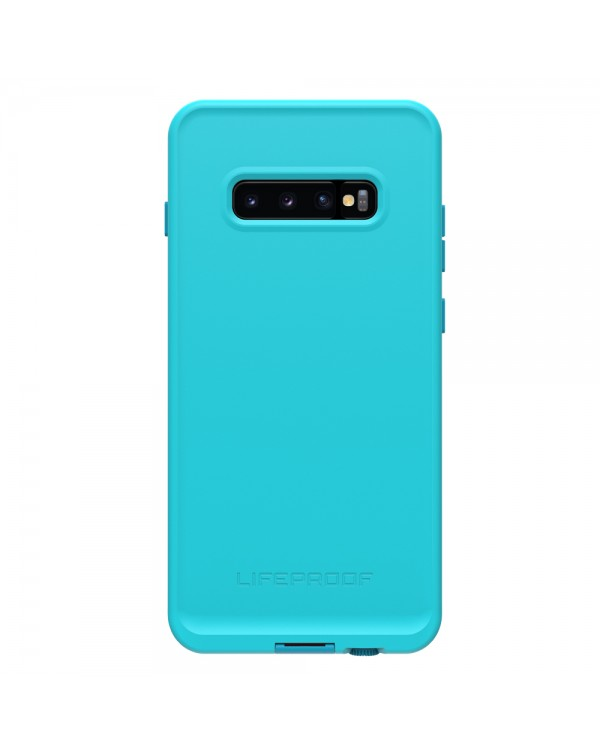 LifeProof - Fre Waterproof Case Boosted (Blue/Ocean) for Samsung Galaxy S10