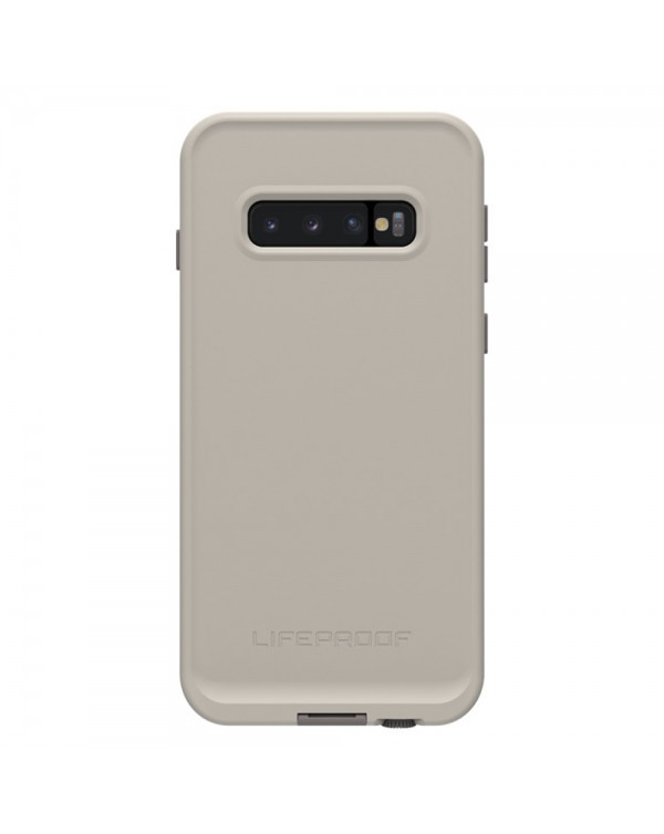 LifeProof - Fre Waterproof Case Body Surf (Grey/Ocean Blue) for Samsung Galaxy S10