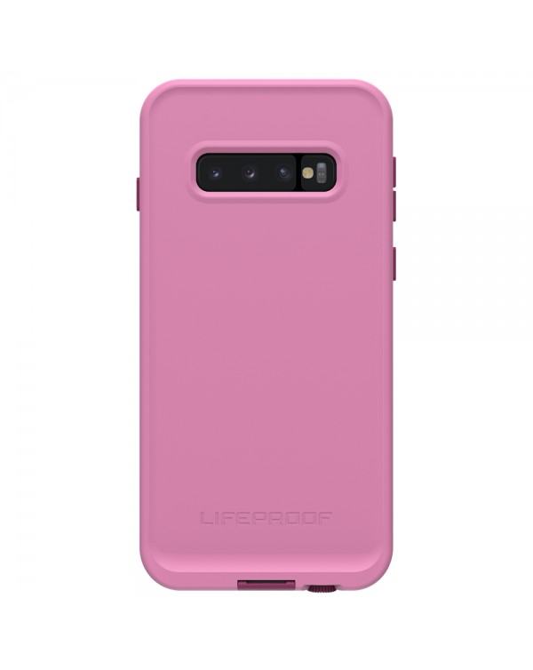 LifeProof - Fre Waterproof Case Frost Bite (Orchid/Purple) for Samsung Galaxy S10