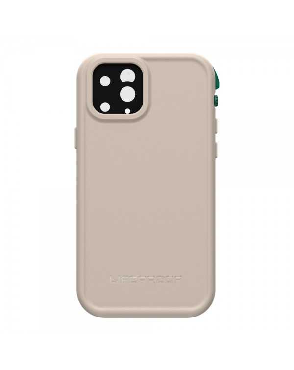 LifeProof - Fre Waterproof Case Chalk It Up (Everglade/Chateau Gray) for iPhone 11