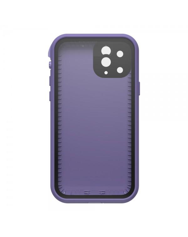LifeProof - Fre Waterproof Case Violet Vendetta (Sweet Lavender/Aster Purple) for iPhone 11