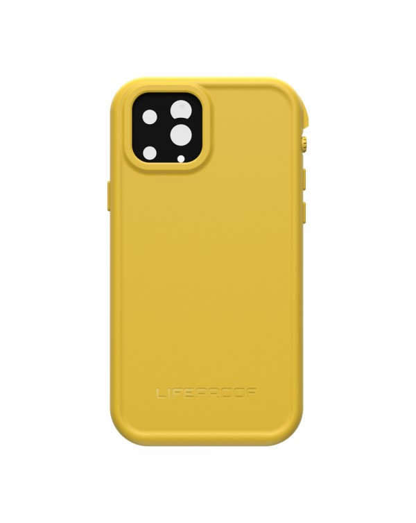 LifeProof - Fre Waterproof Case Atomic #16 (Empire Yellow/Sulphur) for iPhone 11