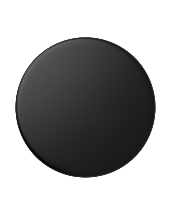 PopSockets - PopGrip (complete swappable PopGrip) Aluminum Black