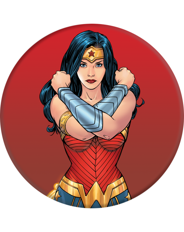 PopSockets - Grip Stand Wonder Woman (English Only Packaging)
