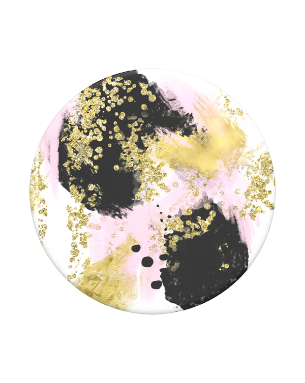 PopSockets - PopTop (swappable top only) Gilded Glam