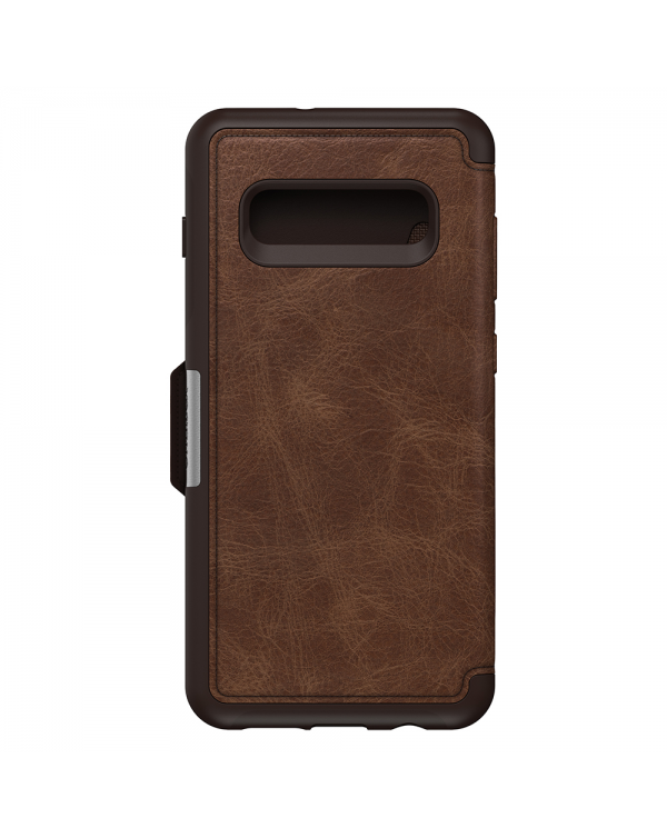 Otterbox - Strada Case Espresso for Samsung Galaxy S10+