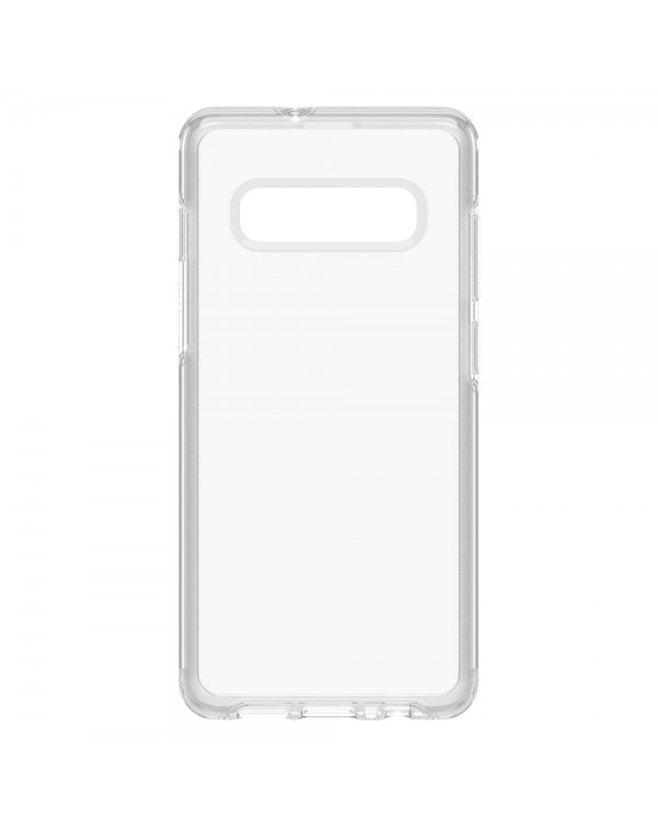 Otterbox - Symmetry Clear Case Clear for Samsung Galaxy S10+