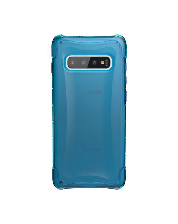 UAG - Plyo Rugged Case Glacier (Blue) for Samsung Galaxy S10