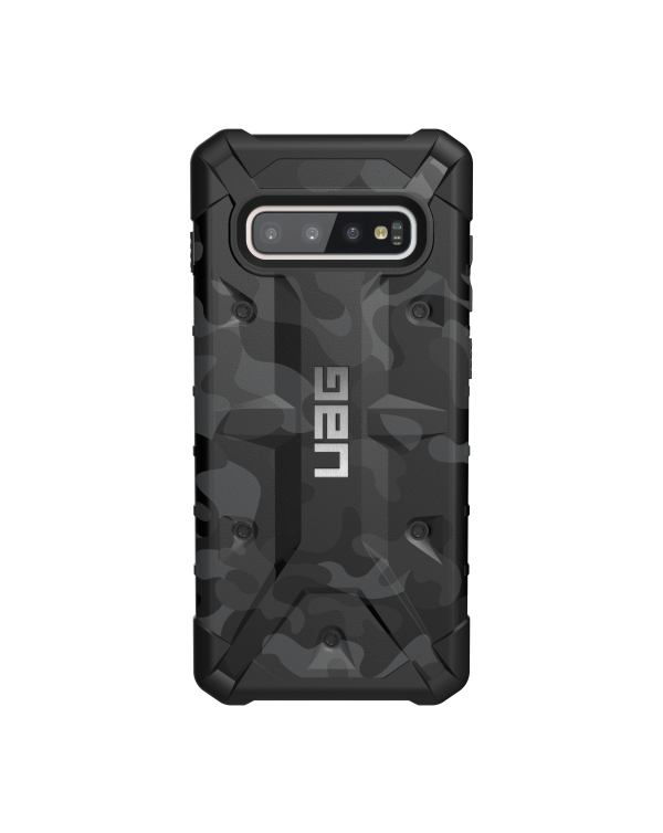 UAG - Pathfinder Rugged Case Midnight Camo for Samsung Galaxy S10
