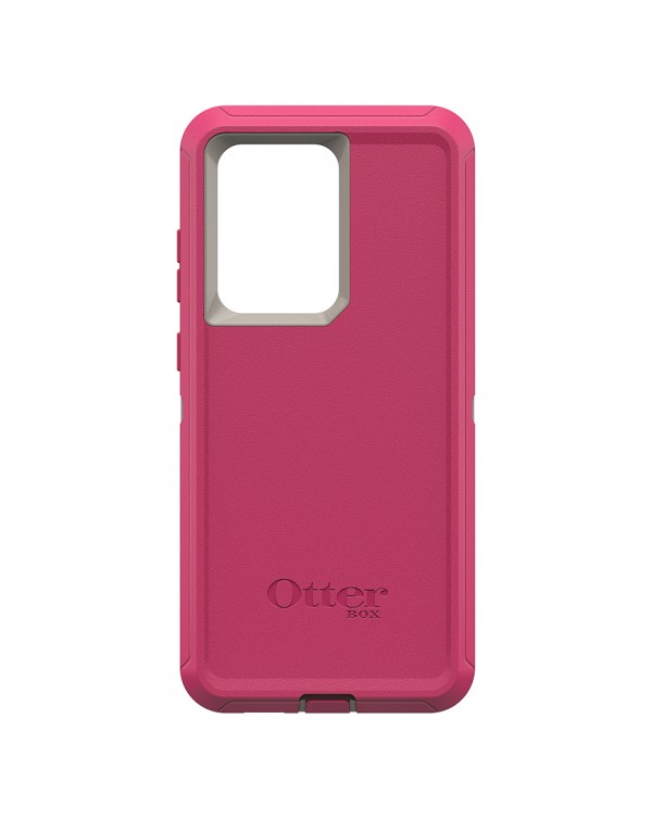 Otterbox - Defender Protective Case Lovebug (Dove/Raspberry) for Samsung Galaxy S20 Ultra