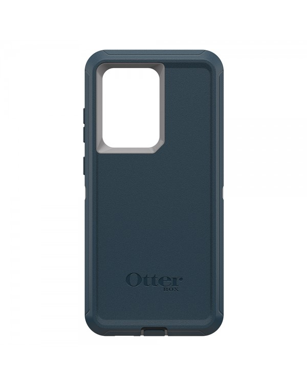Otterbox - Defender Protective Case Gone Fishin (WetWethaer/Majolica Blue) for Samsung Galaxy S20 Ultra