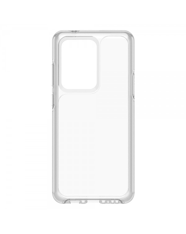Otterbox - Symmetry Clear Protective Case Clear for Samsung Galaxy S20 Ultra