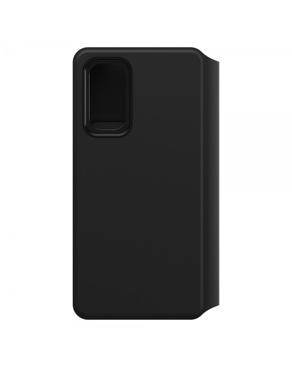 Otterbox - Strada Via PU Leather Folio Black Night for Samsung Galaxy S20+