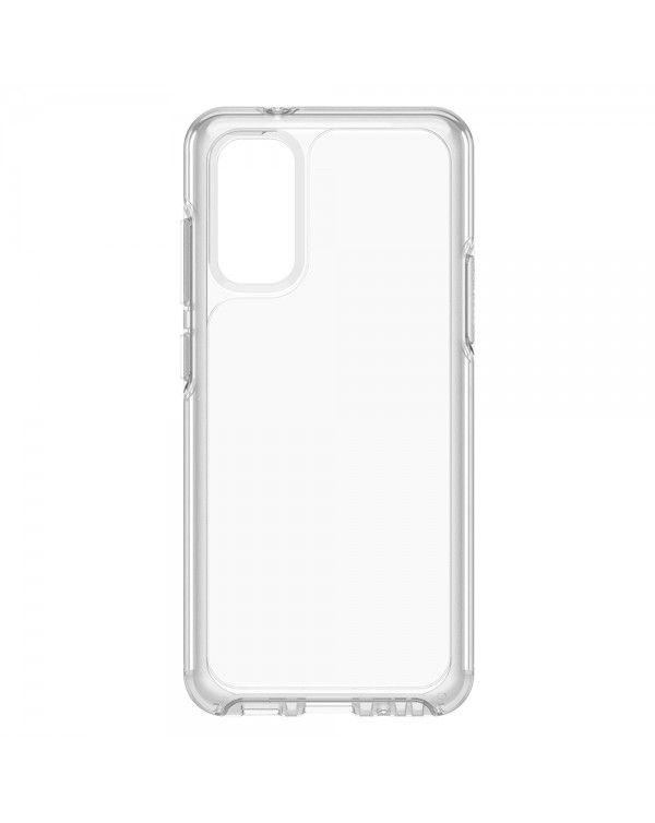 Otterbox - Symmetry Clear Protective Case Clear for Samsung Galaxy S20
