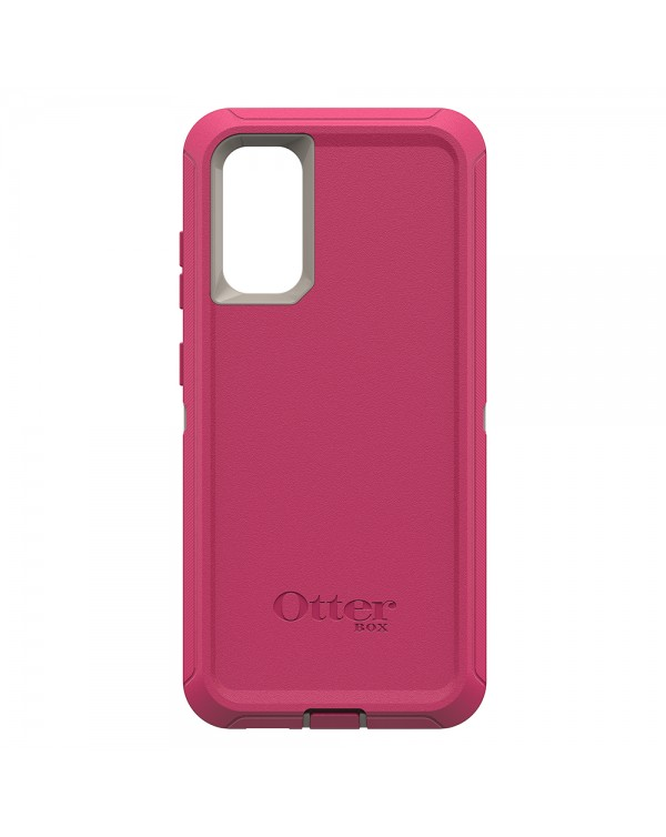 Otterbox - Defender Protective Case Lovebug (Dove/Raspberry) for Samsung Galaxy S20