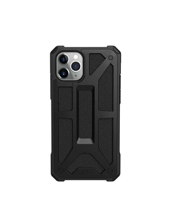 UAG - Monarch Rugged Case Black for iPhone 11 Pro