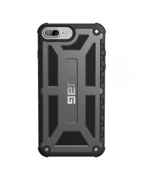 UAG - Monarch Rugged Case Graphite for iPhone 8 Plus/7 Plus/6S Plus