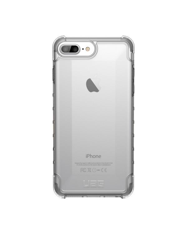 UAG - Plyo Rugged Case Clear for iPhone 8 Plus/7 Plus/6S Plus/6 Plus