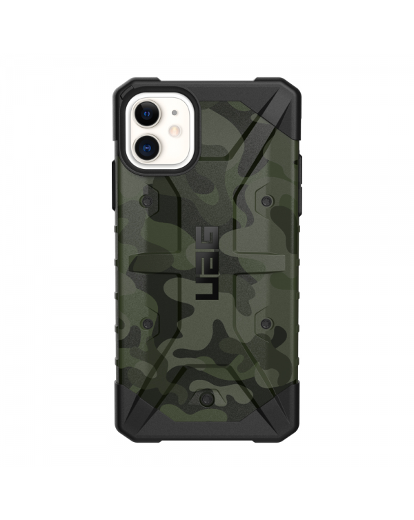 UAG - Pathfinder Rugged Case Forest Camo for iPhone 11