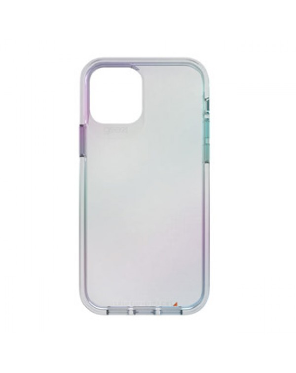 iPhone 12/12 Pro Gear4 D3O Crystal Palace Iridescent Case