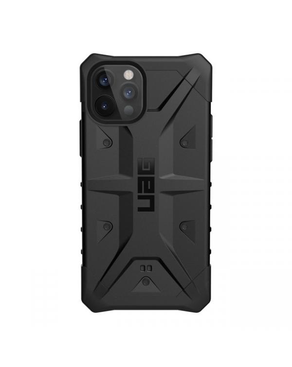 UAG - Pathfinder Rugged Case Black for iPhone 12/12 Pro