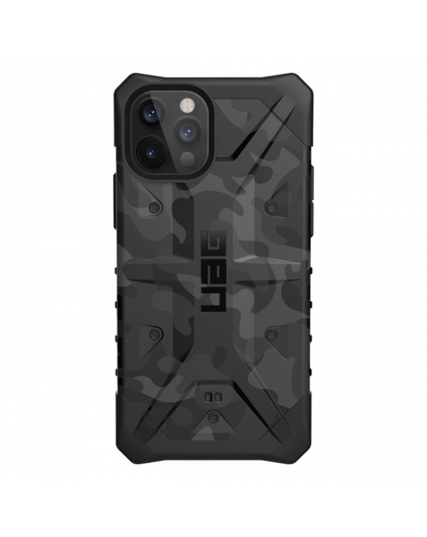 UAG - Pathfinder Rugged Case Midnight Camo for iPhone 12/12 Pro
