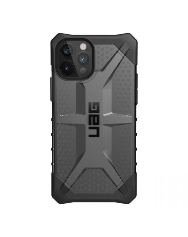 UAG - Plasma Rugged Case Ash (Grey) for iPhone 12/12 Pro
