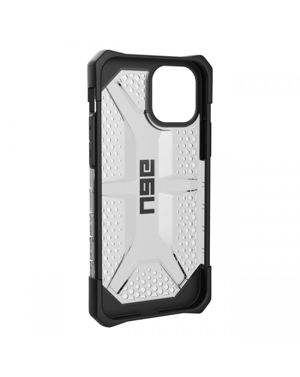 UAG - Plasma Rugged Case Ash (Grey) for iPhone 12/12 Pro
