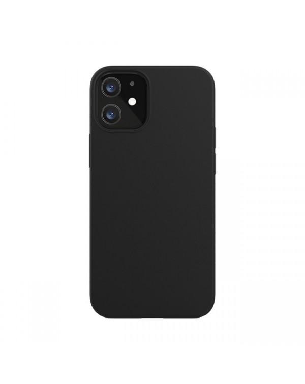 Blu Element - Gel Skin Case Black for iPhone 12/12 Pro
