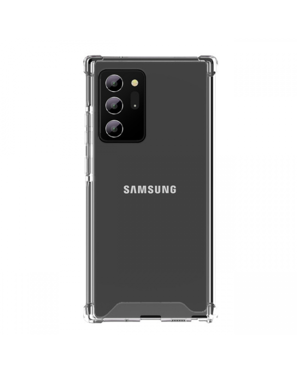 Blu Element - DropZone Rugged Case Black for Samsung Galaxy Note20 Ultra