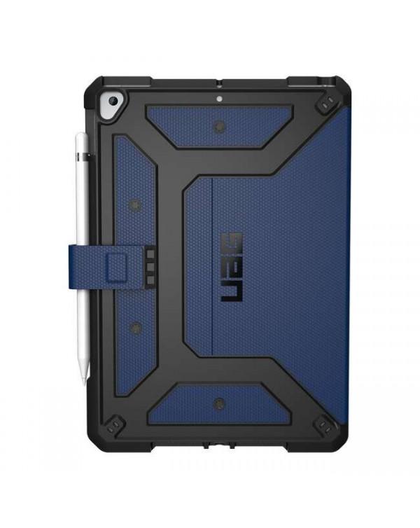 UAG - Metropolis Rugged Folio Case Cobalt (Blue) for iPad 10.2 2020 8th Gen/iPad 10.2 2019
