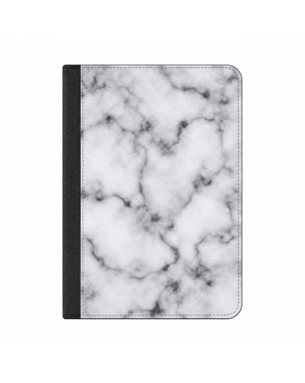 Casetify - Folio Case Black and White Marble for iPad Mini 5