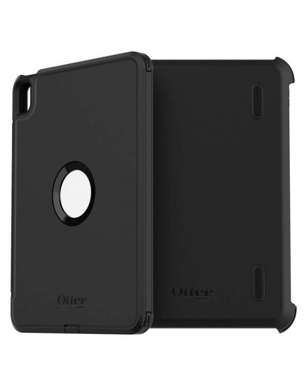 Otterbox - Defender Protective Case Black for iPad Air 4th Gen