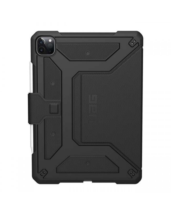 UAG - Metropolis Folio Case Black for iPad Air 4 Gen/iPad Pro 11 2020/iPad Pro 11