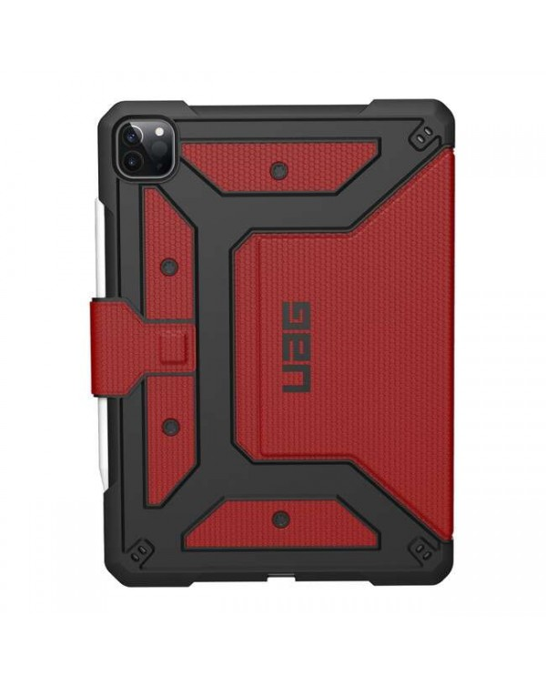 UAG - Metropolis Folio Case Magma (Red) for iPad Air 4 Gen/iPad Pro 11 2020/iPad Pro 11