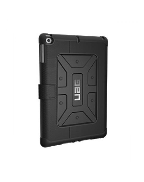 iPad 9.7 (2017/2018) UAG Black/Silver Metropolis Series Folio case