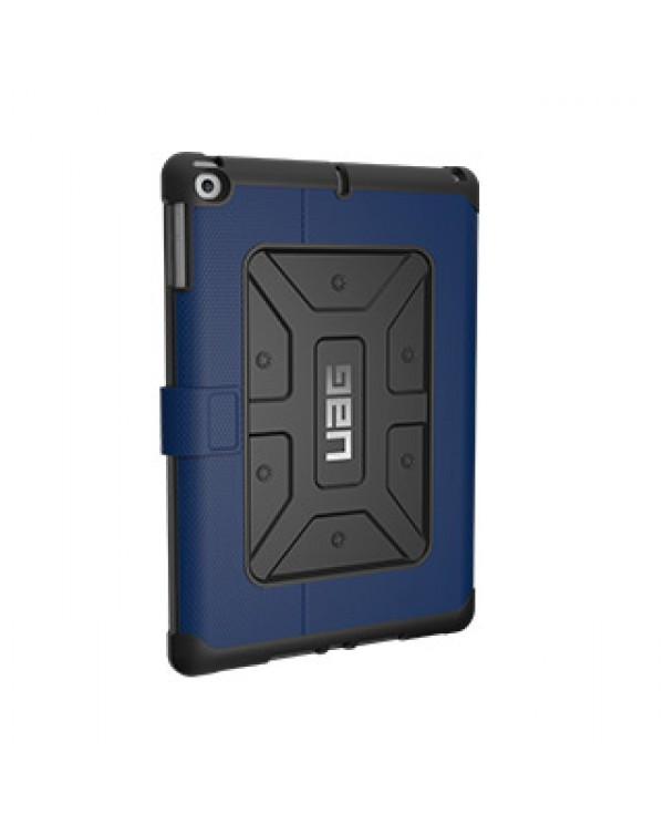 iPad 9.7 (2017/2018) UAG Cobalt/Silver Metropolis Series Folio case