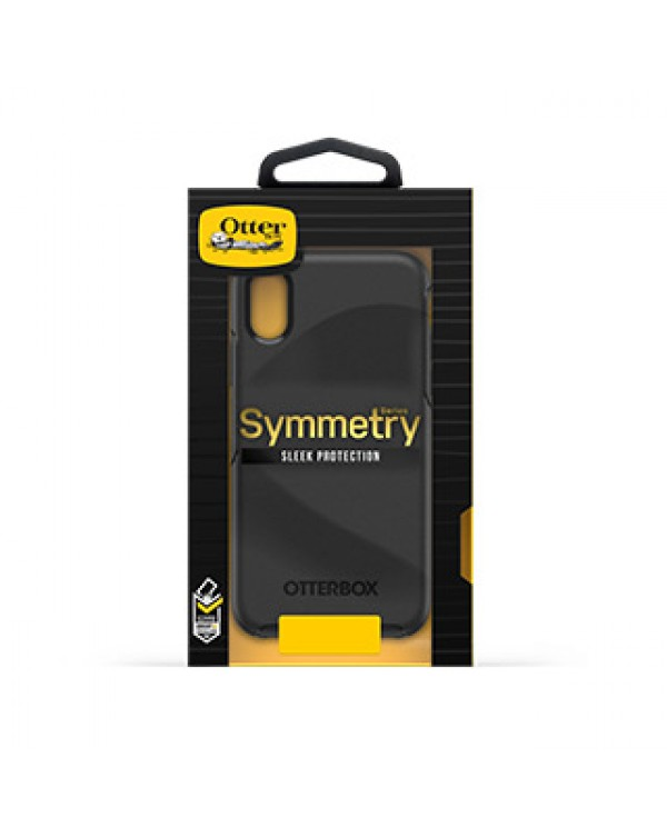 iPhone X/Xs Otterbox Black Symmetry Series case