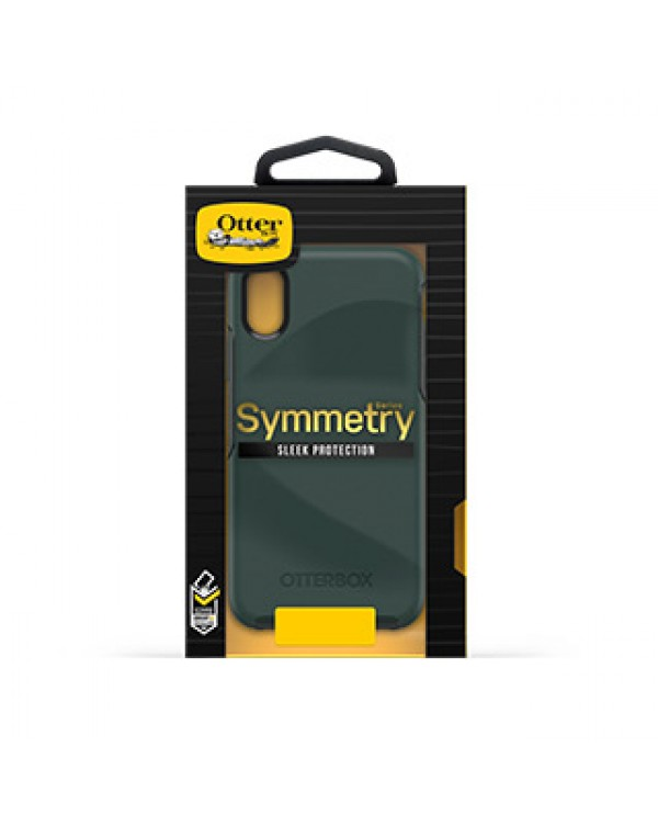 iPhone X/Xs Otterbox Hunter Grn (Ivy Meadow) Symmetry Series case