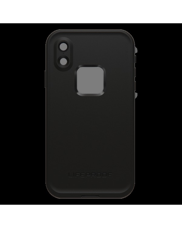 LifeProof - Fre Waterproof Case Asphalt (Black/Dark Grey) for iPhone XS