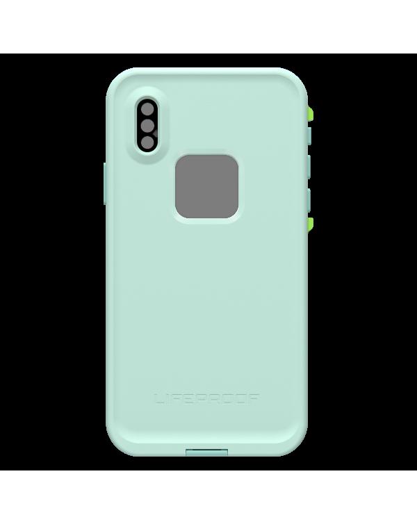 LifeProof - Fre Waterproof Case Tiki (Aqua Blue/Lime) for iPhone XS