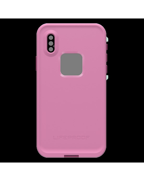 LifeProof - Fre Waterproof Case Frost Bite (Orchid/Purple) for iPhone XS