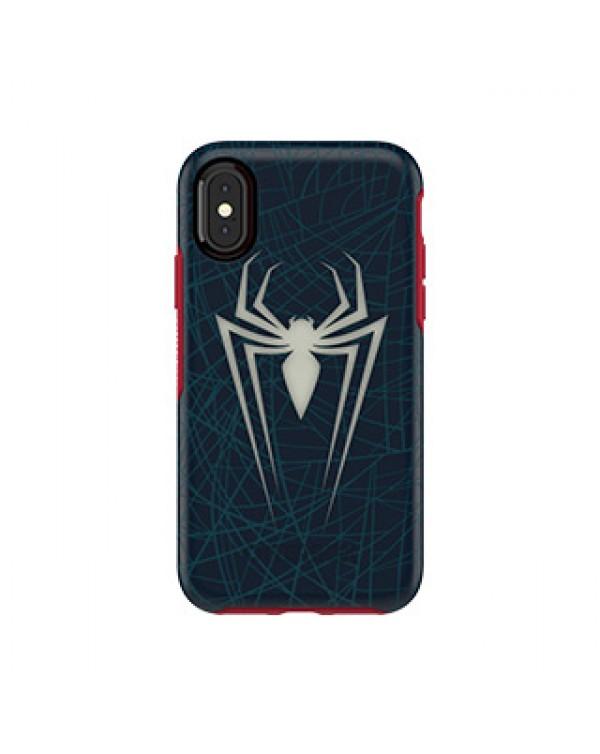 iPhone X/Xs Otterbox Spiderman Symmetry Marvel Series Case