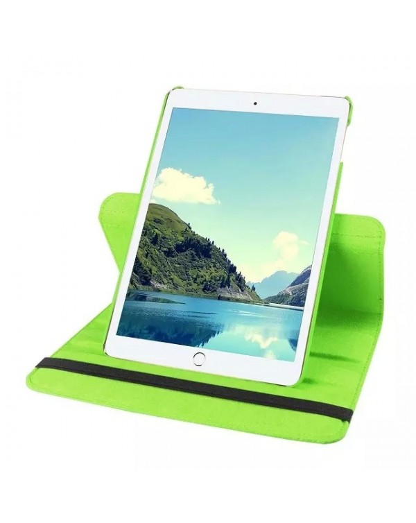 Rotating Flip Cover For Apple iPad Pro 9.7 Green