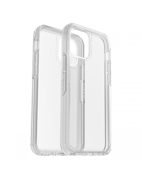 Otterbox - Symmetry Clear Protective Case Clear for iPhone 12/12 Pro