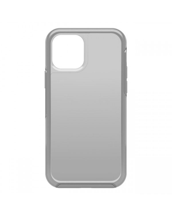 Otterbox - Symmetry Clear Protective Case Frost White/Moonwalker for iPhone 12 mini
