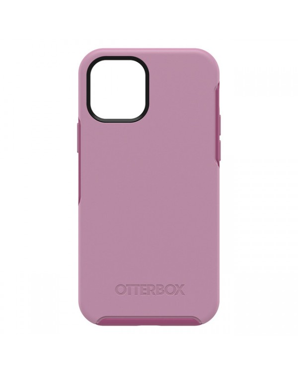 Otterbox - Symmetry Protective Case Orchid/Rosebud for iPhone 12/12 Pro