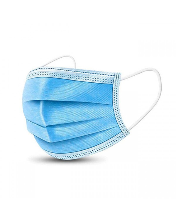 General PPE - Disposable Face Mask (Box of 50)